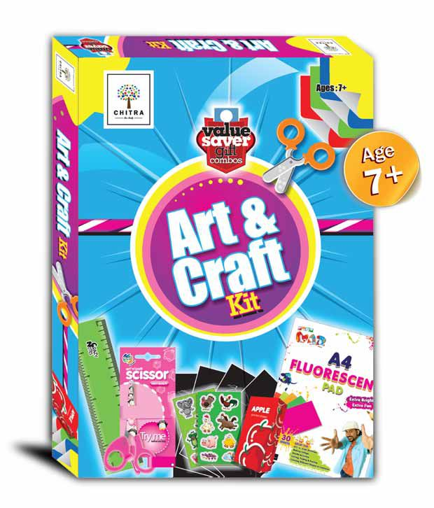 Art Craft Kit Buy Online At Best Price In India Snapdeal