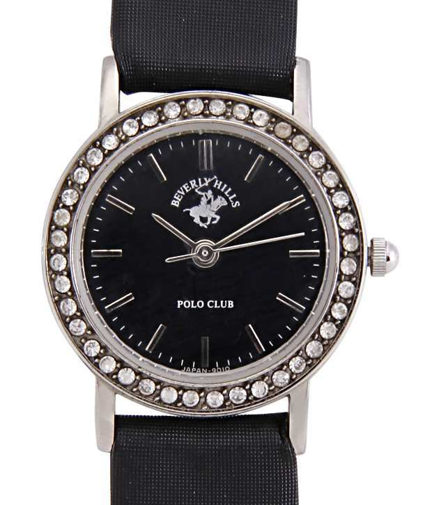 les mieux notés super mignon les mieux notés Beverly Hills Polo Club 9010-01 Women's Watch