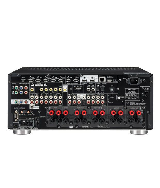 Driver: Pioneer SC-LX56-K AV Receiver