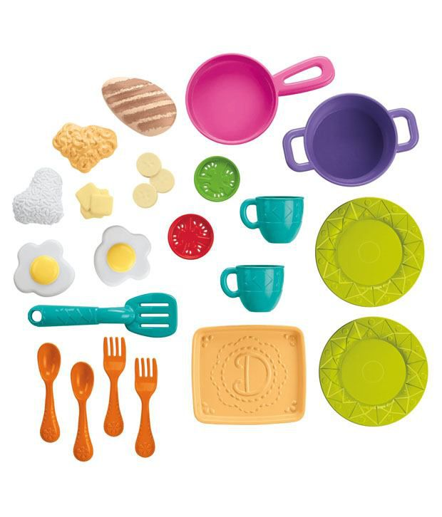 Dora The Explorer Cooking Adventure Kitchen Play Set