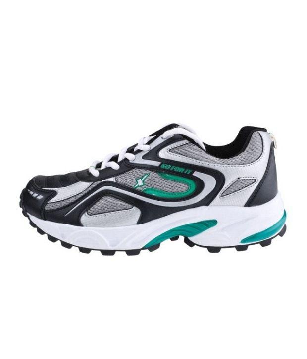 8884dd3bb03 Sparx Fierce Black   Green Sports Shoes - Buy Sparx Fierce Black ...