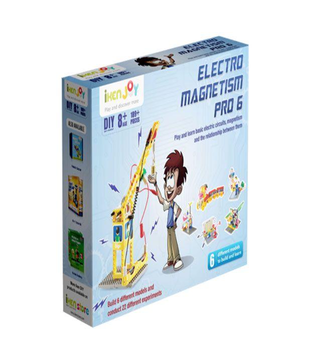 iKen Joy - Electro Magnetism Pro 6