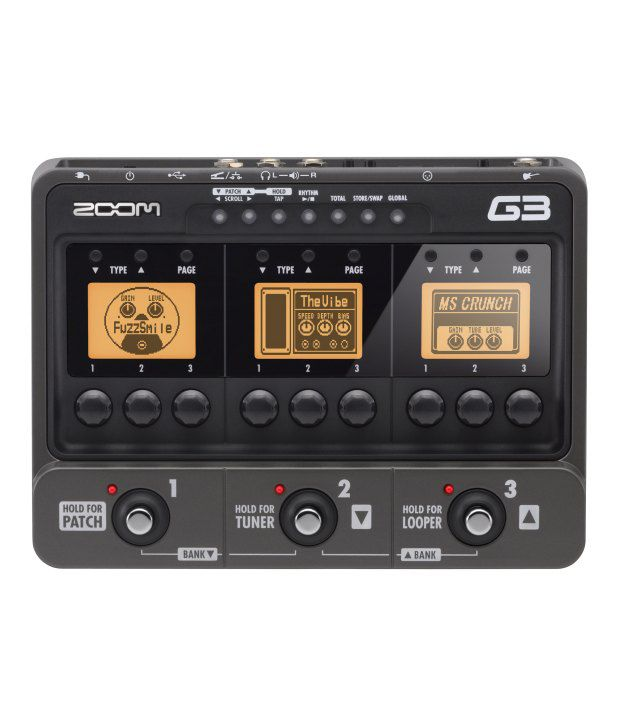 zoom g3 guitar effects pedal cum amp simulator buy zoom g3 guitar effects pedal cum amp. Black Bedroom Furniture Sets. Home Design Ideas