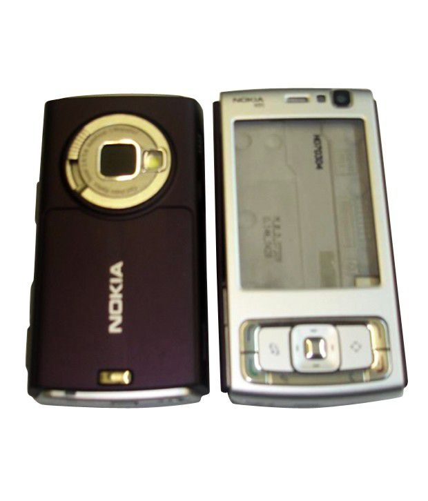 N95 For Nokia - Plum Full Housing