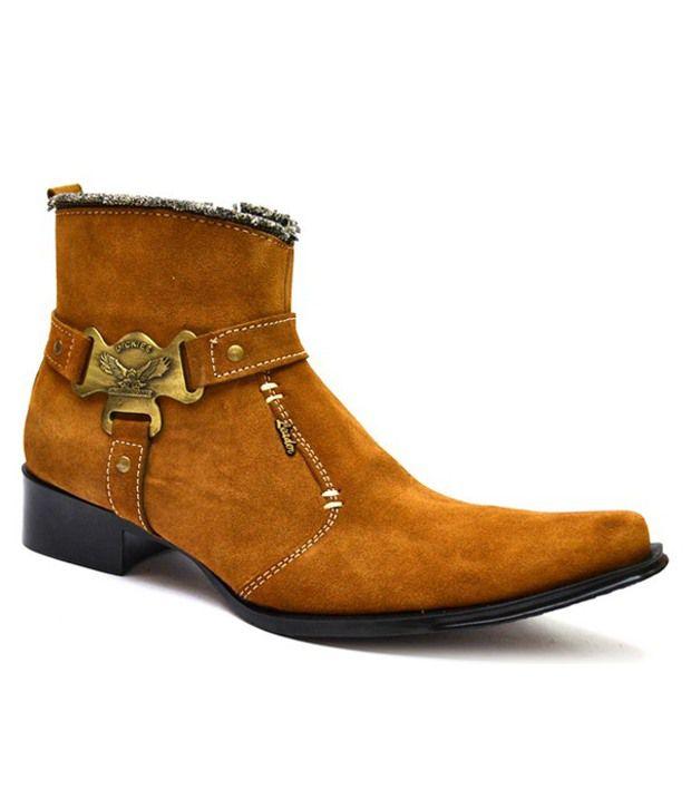 Zoot24 Cowboy Tan Boots
