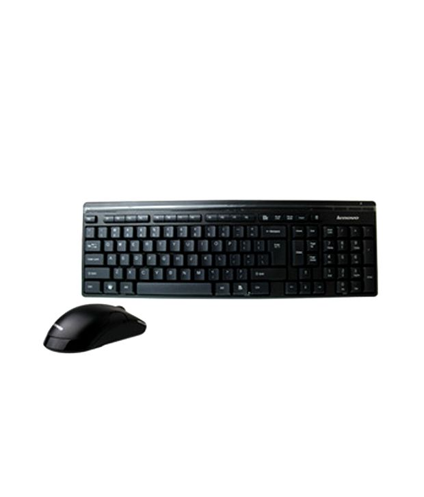 lenovo km4905 black wireless keyboard mouse combo keyboard buy lenovo km4905 black wireless. Black Bedroom Furniture Sets. Home Design Ideas