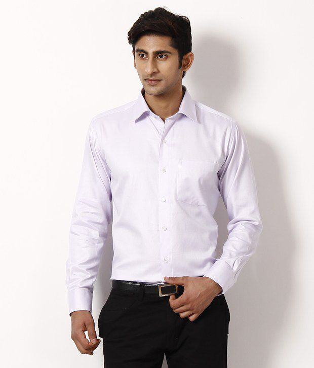 Dennison Smart Lilac Shirt