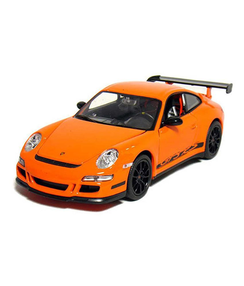 Welly 1:18 Porsche 911 GT3 RS Diecast Model Car
