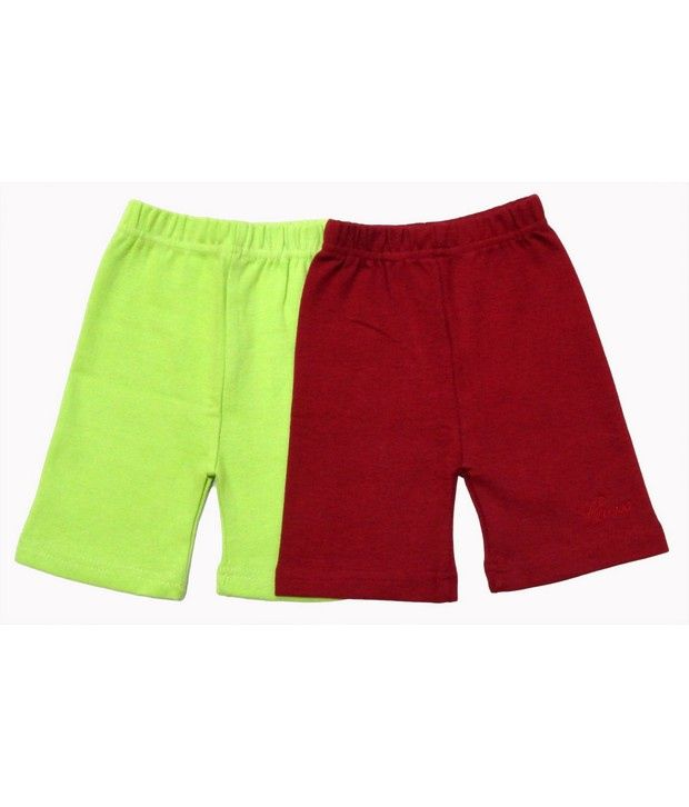 Jazzup- Pack of 2 Cycling Shorts
