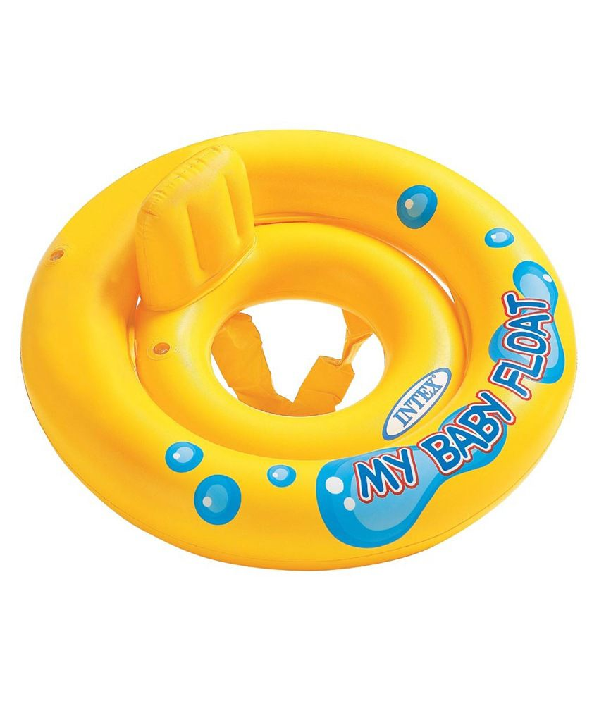 Intex Inflatable Intex My Baby Float Chair