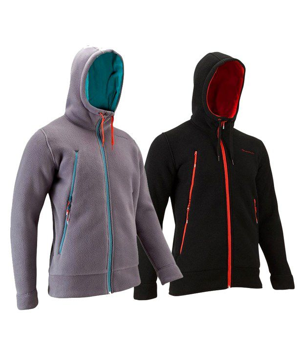 Quechua FORCLAZ 600 HOOD Hiking WARM WEAR 8284965