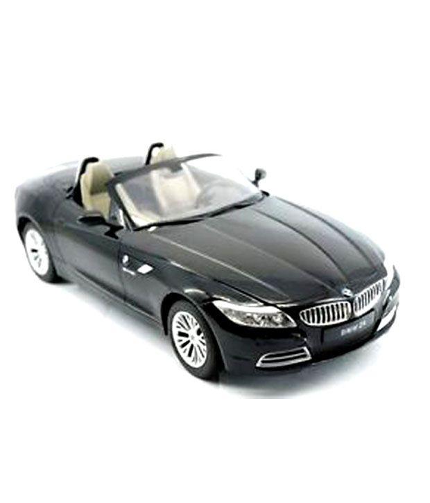 Bmw Z4 Coupe Review: Rastar 1:12 Black BMW Z4 Car