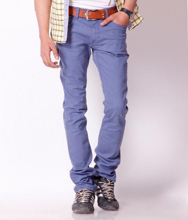 Locomotive Trendy Light Blue Jeans