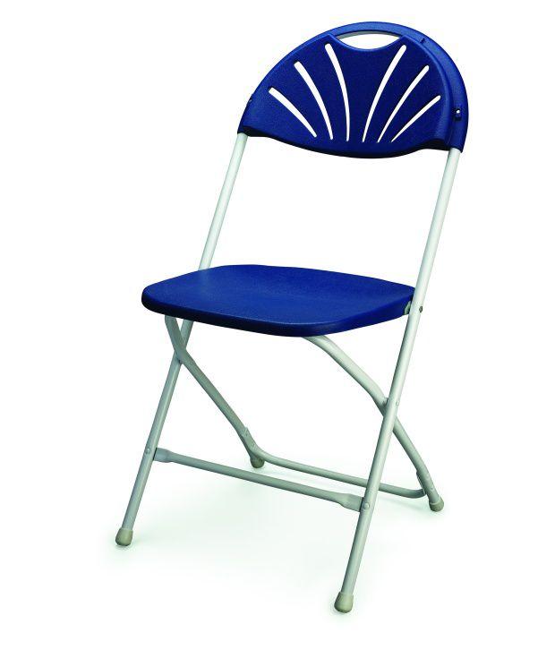 Nilkamal Fusion Folding Chair Blue White Buy Nilkamal