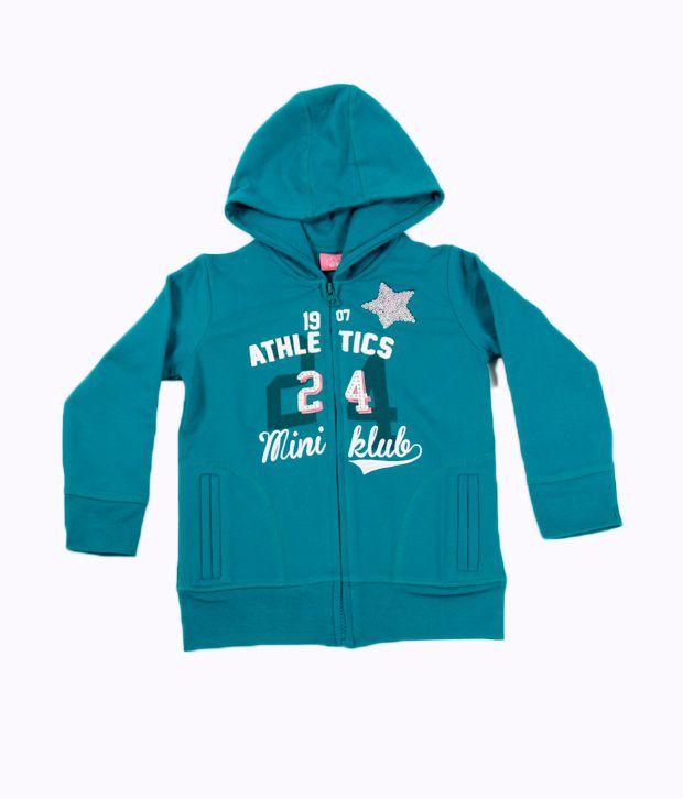 F S Miniklub 1907 Atheletic Sweatshirt For Kids
