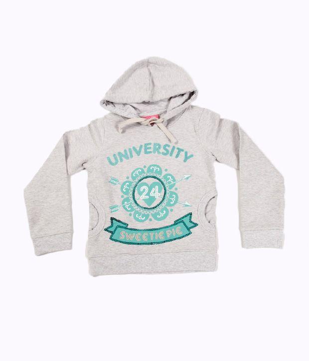 F S Miniklub University Sweatshirt  For Kids