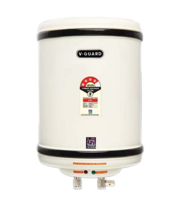 V-Guard Steamer 35 Litres Storage Water Geyser