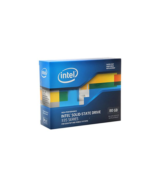 INTEL 335 Series 80 GB SSD(Solid State Drive) Internal Hard Drive