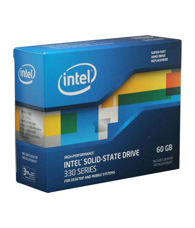 INTEL 330 Series 60 GB SSD(Solid State Drive)