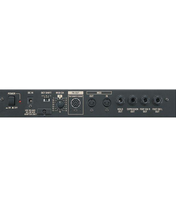 Roland PK-25A Pedal Keyboard: Buy Roland PK-25A Pedal Keyboard