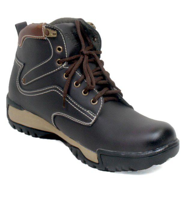 Vprefer Brown Ankle Boots