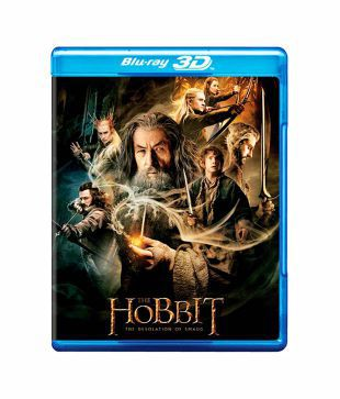 The Hobbit: The Desolation Of Smaug 3D  (English) [Blu-ray]
