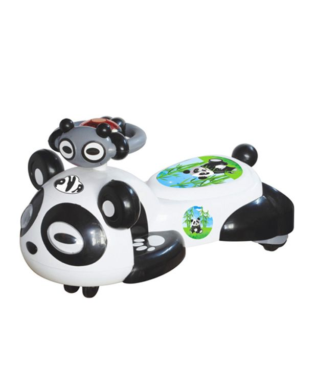 Toyzone Panda Magic Car Ride On