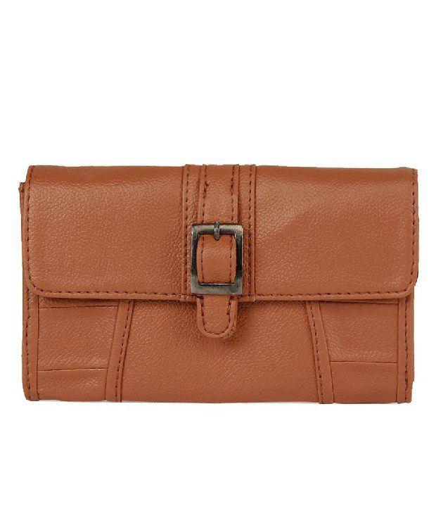 Peperone PWLRO175 Rusty Orange Wallet