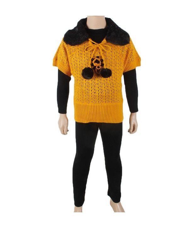 Peanut Shell Black Sweatshirt For Kids