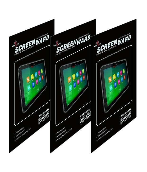 Apple iPad mini Clear Screen Guard with Retina display (iPad mini 2) by SCREENWARD