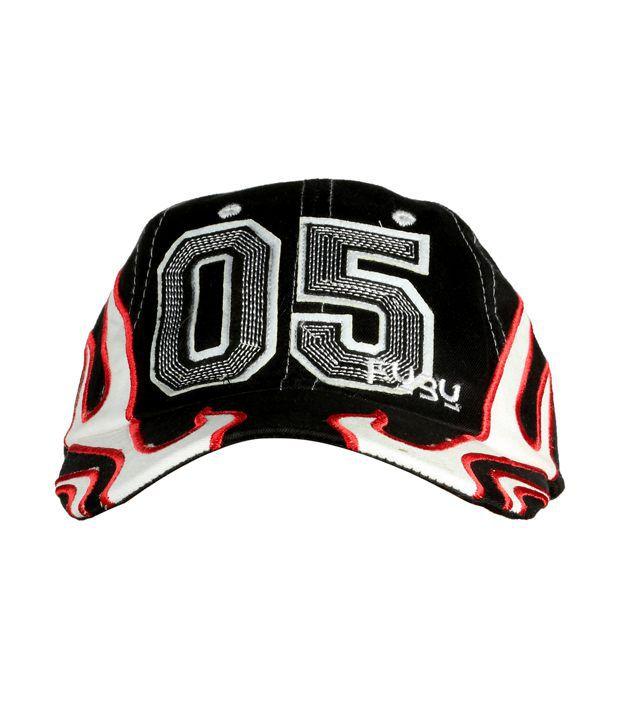 Crosscreek Black 05 Sports Cap
