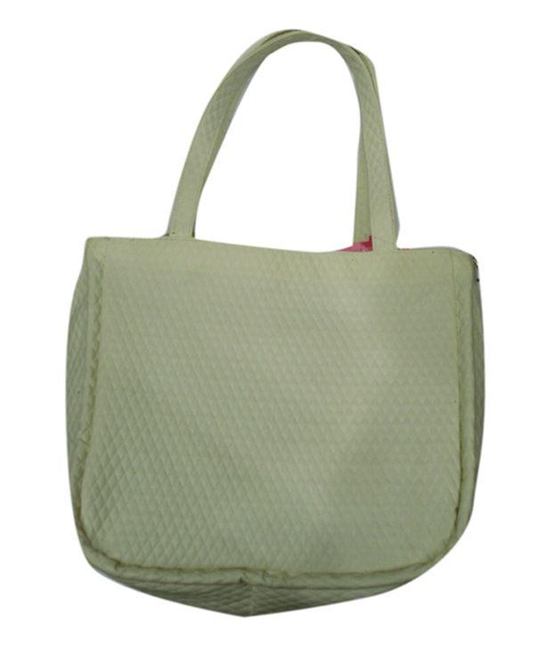 Weebill Mint Cream Women Handbag