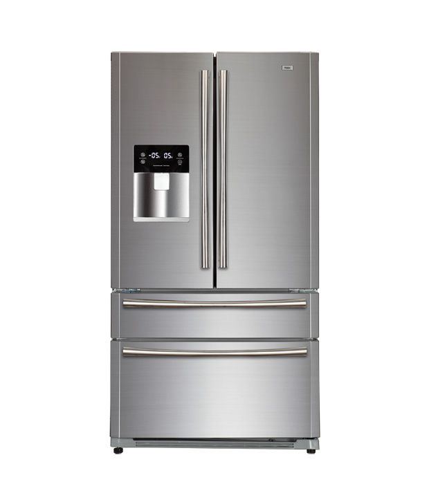 haier 629 ltr hrf708ff ss side by side refrigerator stainless steel price in india buy haier. Black Bedroom Furniture Sets. Home Design Ideas