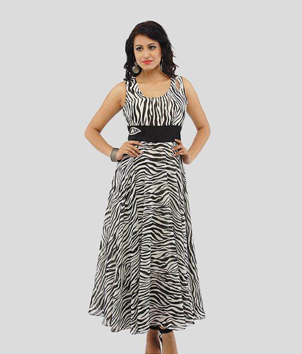 adc7804b7e Shakumbhari Black Georgette Dresses - Buy Shakumbhari Black Georgette Dresses  Online at Best Prices in India on Snapdeal