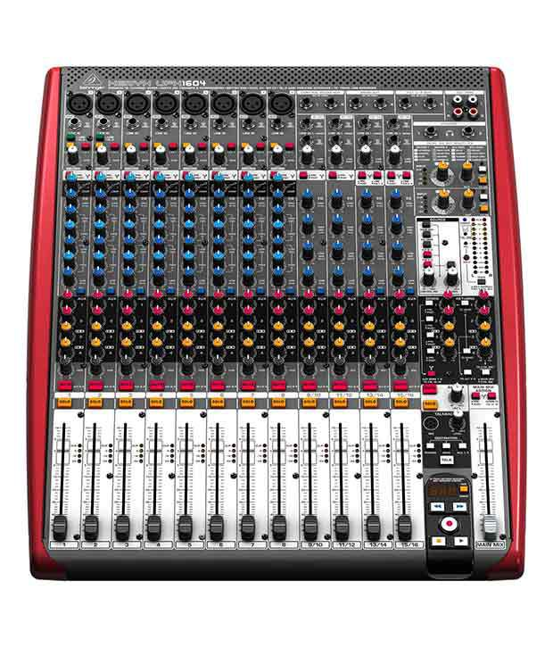 behringer xenyx ufx1604 buy behringer xenyx ufx1604 online at best price in india on snapdeal. Black Bedroom Furniture Sets. Home Design Ideas