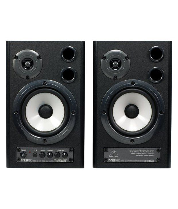 Behringer Digital Monitor MS40 2.0 Speaker System