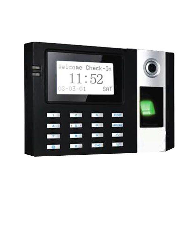 biometrics machine price