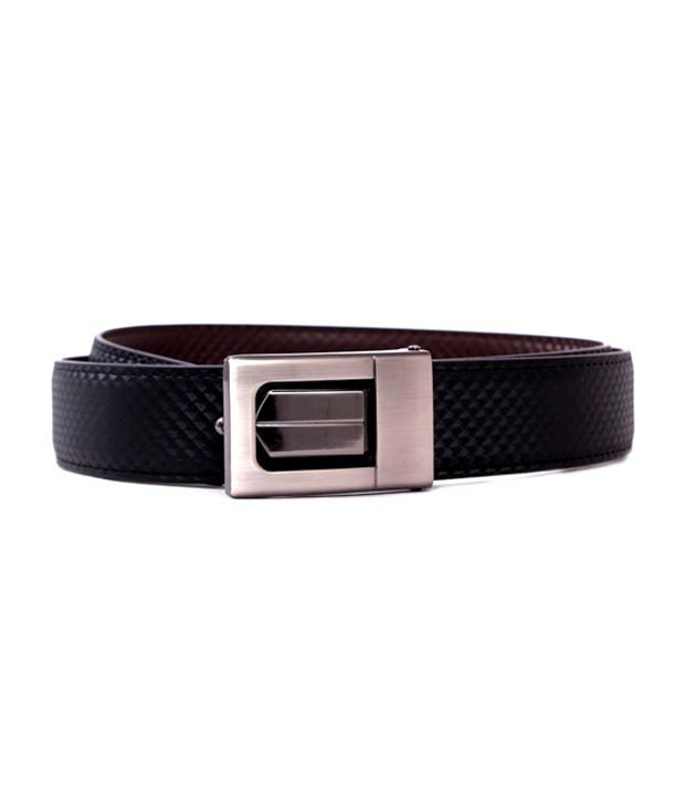 Pacific Gold Formal Belt with Buckle