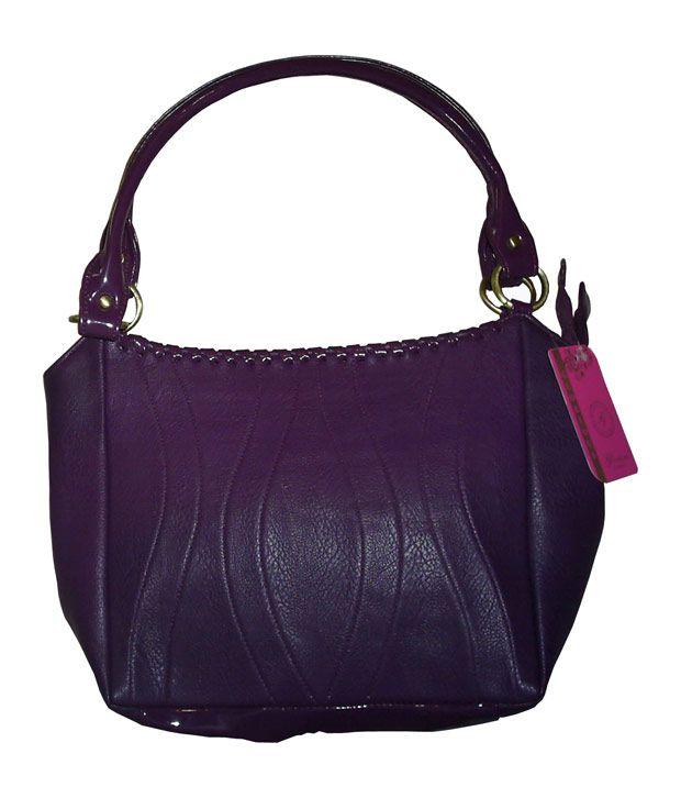 Glorious Purple Handbags