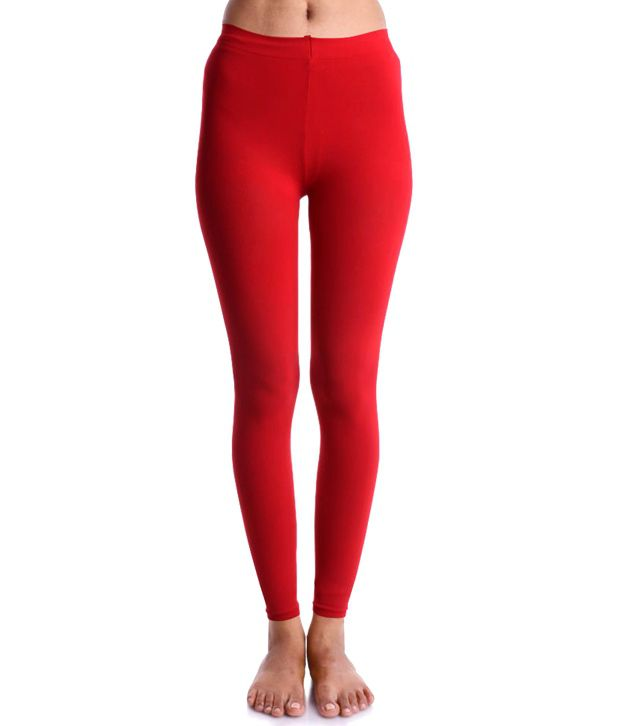 Miss Chase Formal Red Without Toe Panty Hose