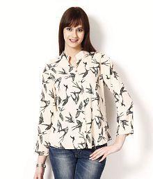7e4639889ac Tops for Women: Buy Tops, Designer Tops and Tunics Online for Women ...