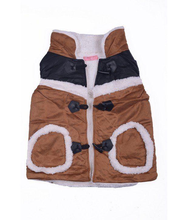 Isabelle Brown Jacket For Girls