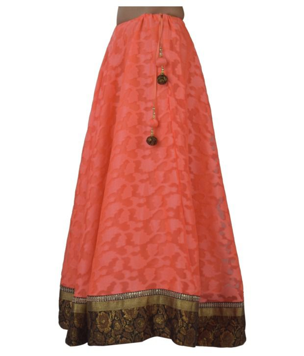 Net Long Skirt - Dress Ala