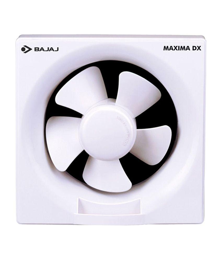 Bajaj Ventilation Fan 200 mm  Maxima DX White