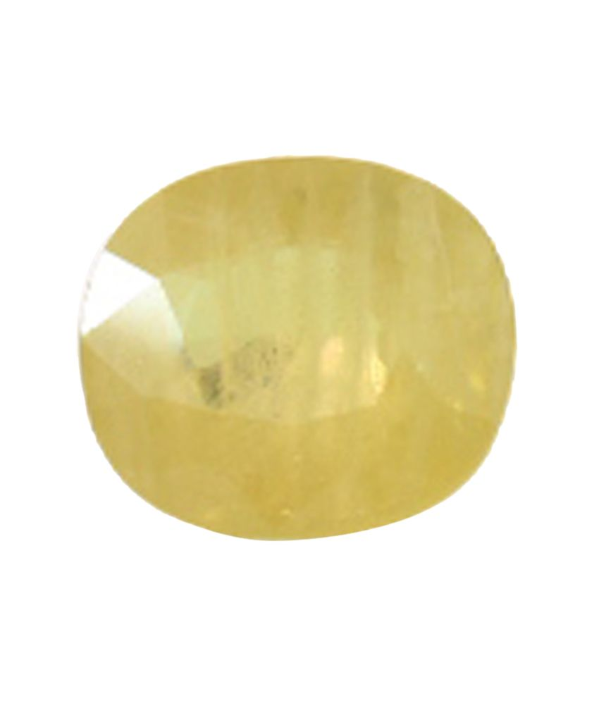 ratti certified yellow clara product real natural pukhraj sapphire