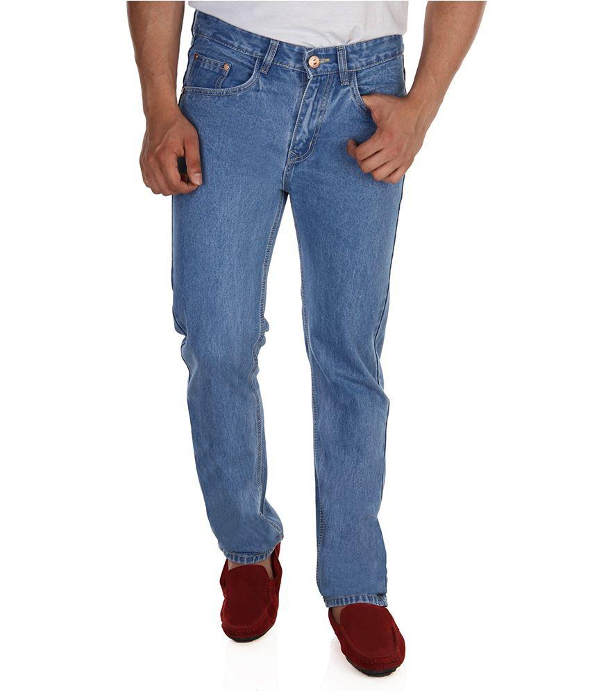 Fever Smart Light Blue Jeans