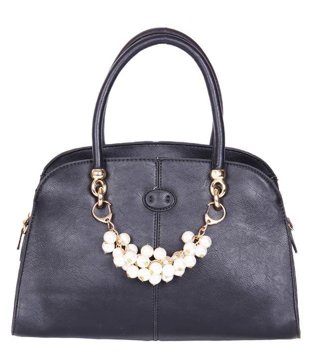 Imported Bag CH1902BLCK Shoulder Bag