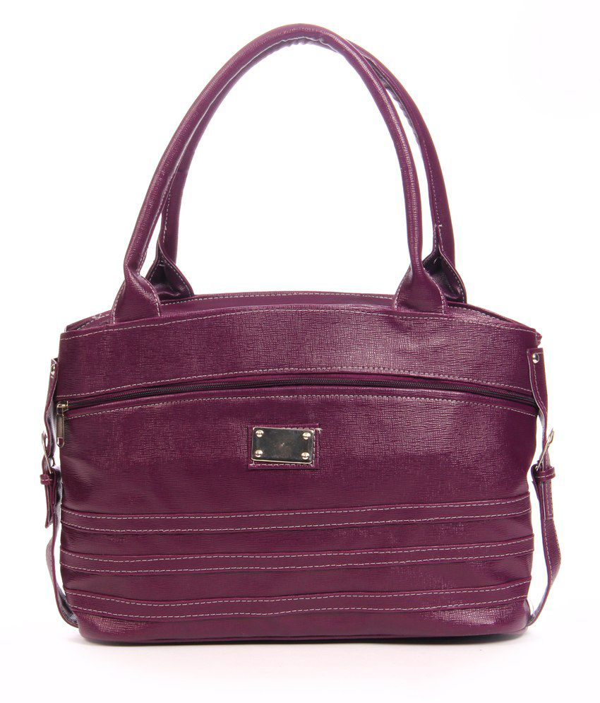 Nell 1026-lpurple Shoulder Bag