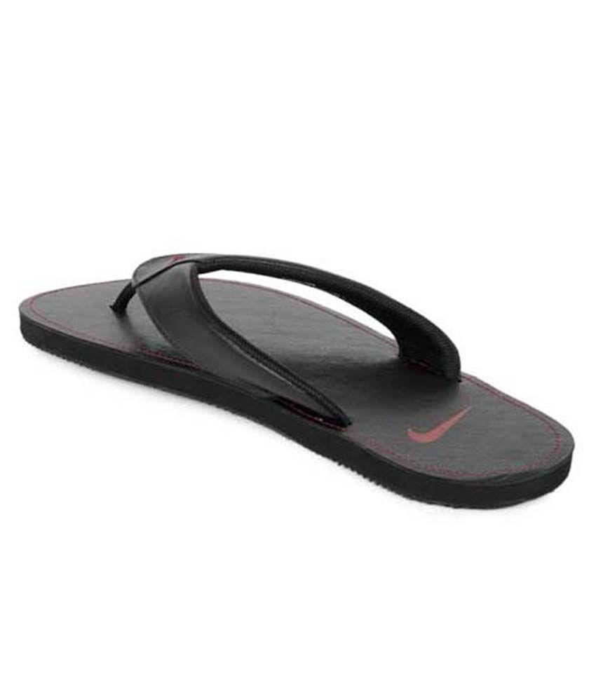official photos 81ccd fe9e0 Nike Chroma Thong II Black Mens Flip Flops