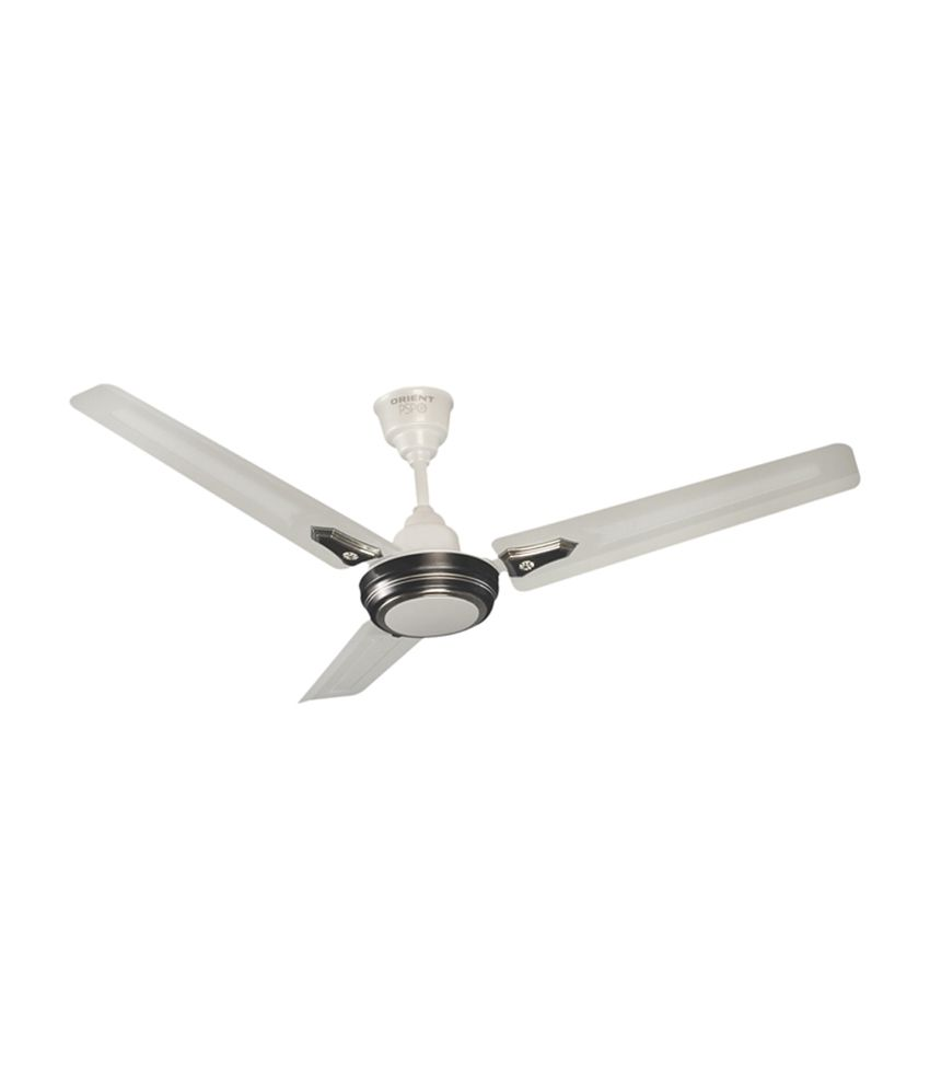 Orient 1200 mm summer pride ceiling fan crystal white price in orient 1200 mm summer pride ceiling fan crystal white mozeypictures Images